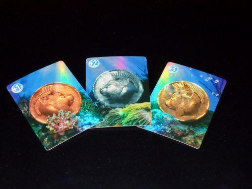 Catlantis - Coins