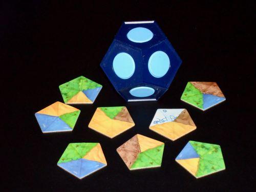 Planet: Tiles
