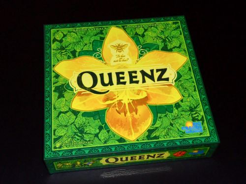 Queenz - Box
