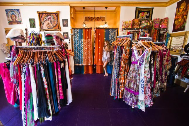 Isle Empress Boutique, Paia, Maui