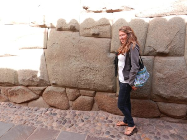 12 Sided Stone, Cusco, Peru