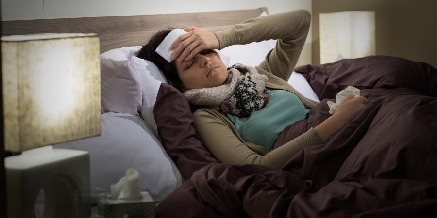 Being sick can increase your risk of going into DKA.