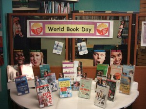 Celebrations are underway for World Book Day Image: cosmicsmudge