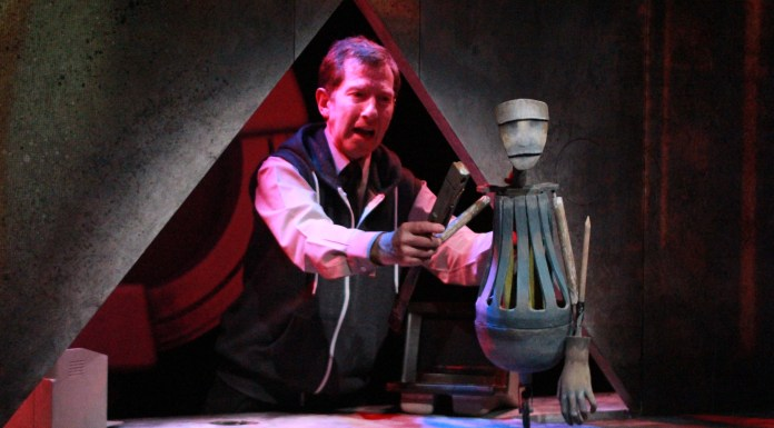 Faust puppet show review