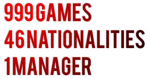 Arsene Wenger 999 games 46 nationalities