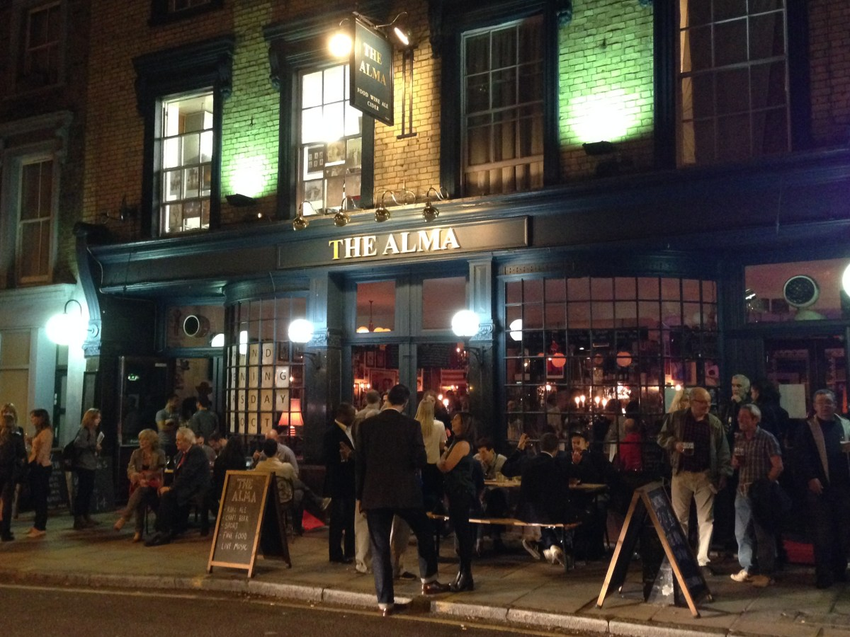 The Alma pub reopens its doors after community campaign win