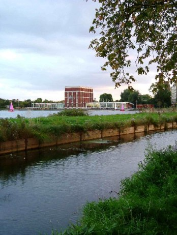 Islington waterway