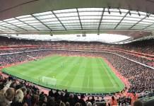 Arsenal Emirates Stadium