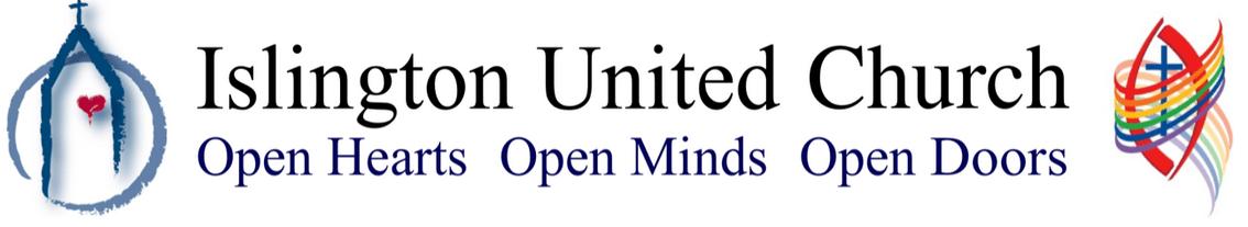 Islington United Church logo