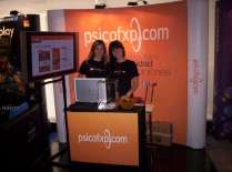 Stand y promotoras de psicofxp.com