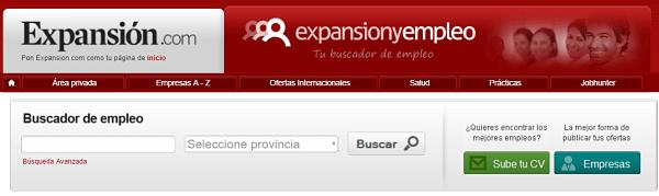 expansion y empleo