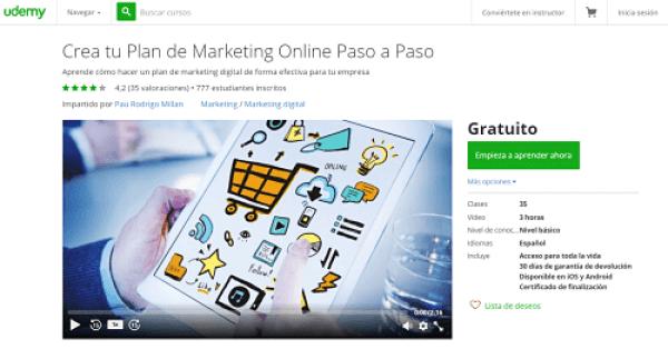 udemy cursos online gratuitos marketing digital