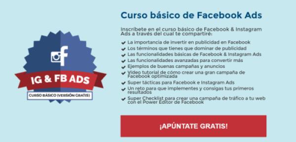 vilma nuñez facebook ads curso gratis