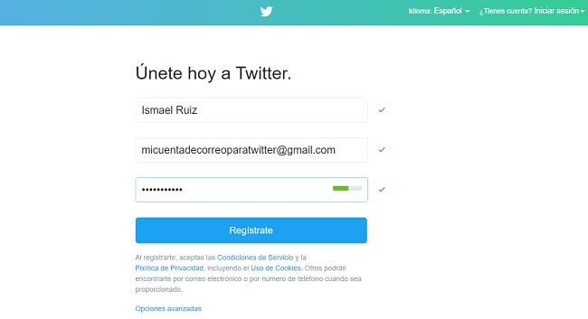 registrarse-en-twitter-en-español