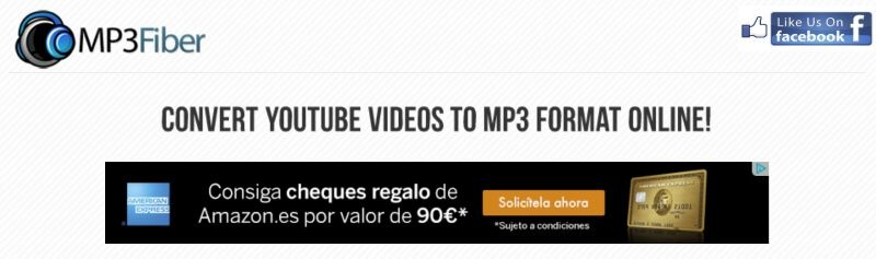 MP3fiber descargar videos de facebook