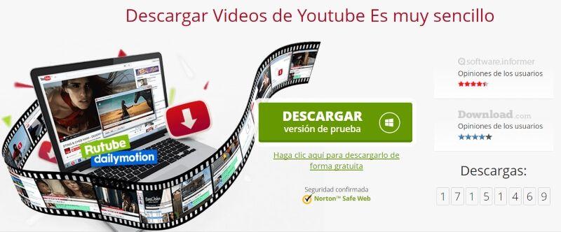 como se llama la aplicacion para descargar videos