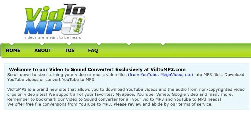 ▷30 Páginas para descargar Música y Vídeos【GRATIS】de YouTube