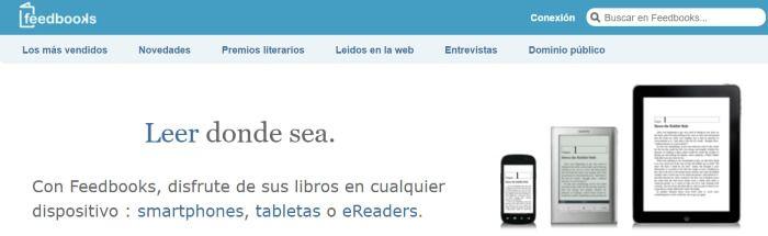feedbooks biblioteca de libros gratuitos