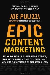 epic content marketing joe pulizzi