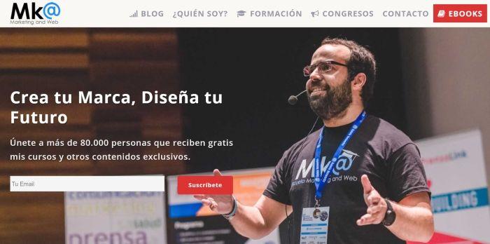 Blog profesional de Miguel Florido
