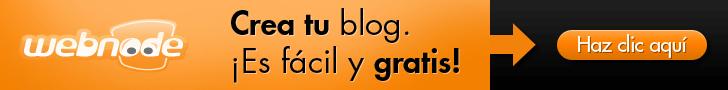 Crear mi blog gratis con Webnode