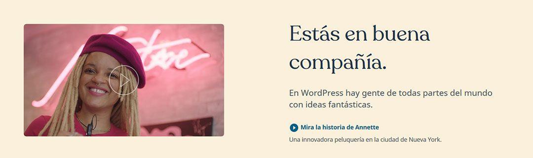 Hacer un blog personal con WordPress.com