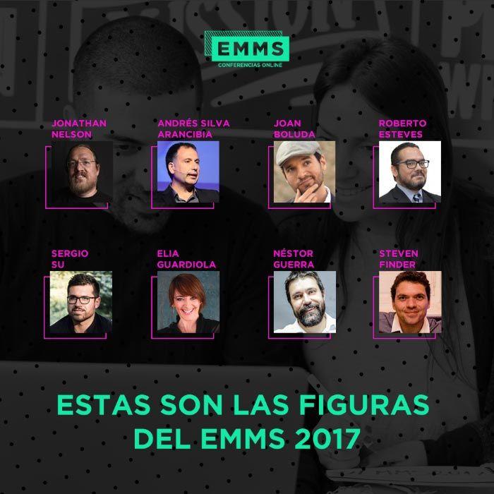 Speakers de EMMS