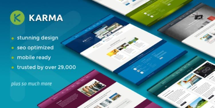 karma-wordpress-theme