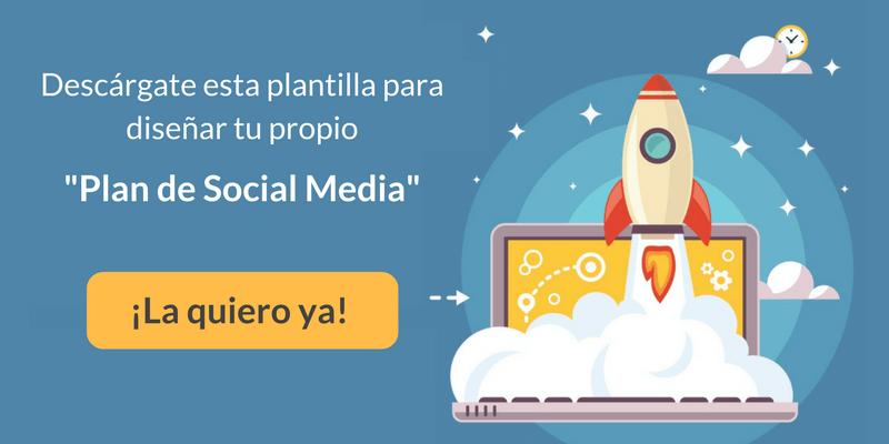 Plantilla para crear un Plan de Social Media