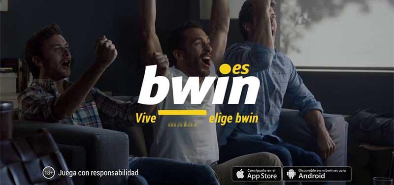 Bwin, casa de apuestas para ver futbol online gratis