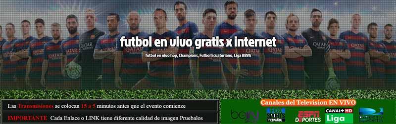 Deportes-TV, todo el mejor fútbol gratis online