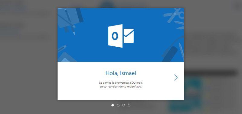 Bienvenida a la plataforma y configuración de nuestra nueva cuenta de Hotmail