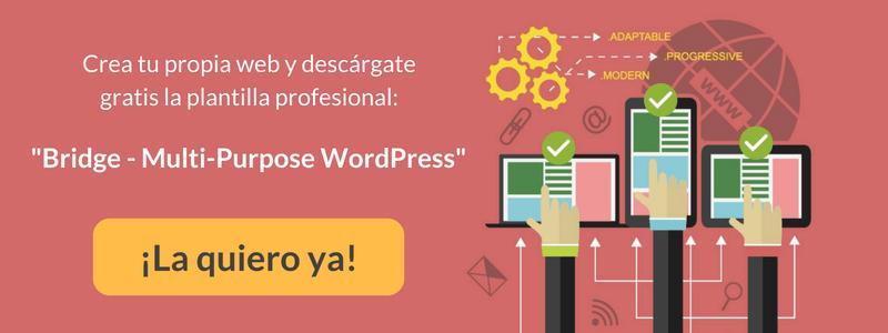 Bridge – Creative Multi-Purpose WordPress Theme