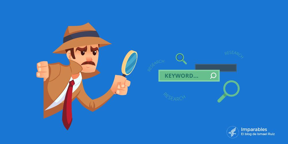 Palabras clave según la intención de búsqueda