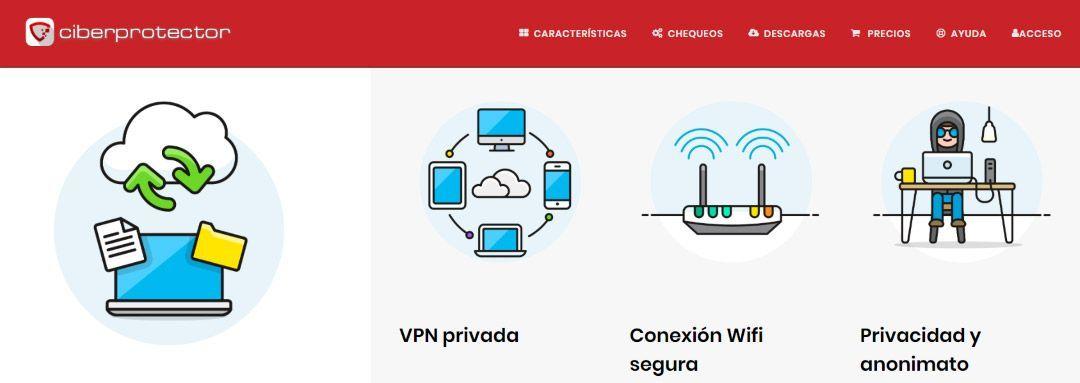 CIBERPROTECTOR (Generador de contraseñas By Webempresa)