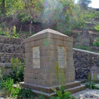 Tomb of Khaki Khorasani, Dizbad, Iran