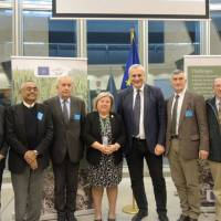 Professor Amir Kassam attends Seminar that sees European Parliament address benefits of Conservation Agriculture