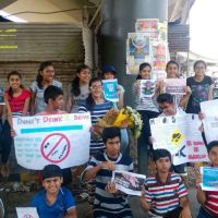 Road Safety Awareness by Jogeshwari Ismaili Youth