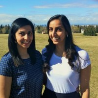 Sisters Nabeela and Safia Nathoo start new graduate scholarship