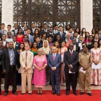 H.E. Mrs Kenyatta Addresses the Class of 2016 | Aga Khan Academies