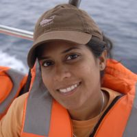 Asha de Vos, Marine Biologist and Ocean Educator | National Geographic Society