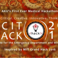Aga Khan University's first ever Medical Hackathon