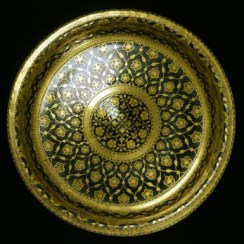 Dish, 18th century, India, Mughal period. The David Collection