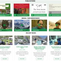 Aga Khan Rural Support Programme Pakistan (AKRSP, P) - New website & resource