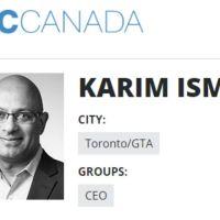 Karim Ismail: Chair TEC Canada