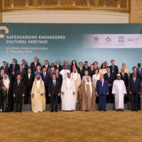 His Highness Prince Karim Aga Khan attends Safeguarding Endangered Cultural Heritage conference in Abu Dhabi, UAE