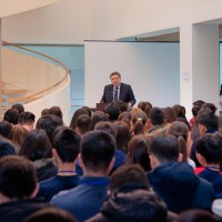 Mayor of Naryn Kyrgyzstan: UCA Stimulating Socio-Economic Development