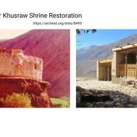 Answer (guess this place of historical significance): Shrine of Nasir Khusraw
