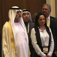 Sajida H. Shroff, CEO, Altamont Group elected President, Harvard Club of the UAE
