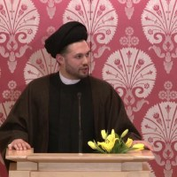 Yawm-e Ali Lecture by Sayed Ali Abbas Razawi at the Ismaili Centre Toronto